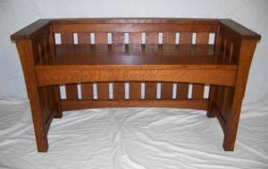 Mission Amp Stickley Quarter Sawn White Oak Furniture