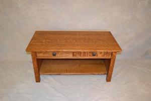 Mission Stickley Quarter Sawn White Oak Furniture Woodruff