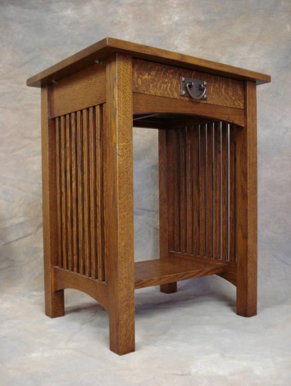 Oak Arts And Crafts Furniture
